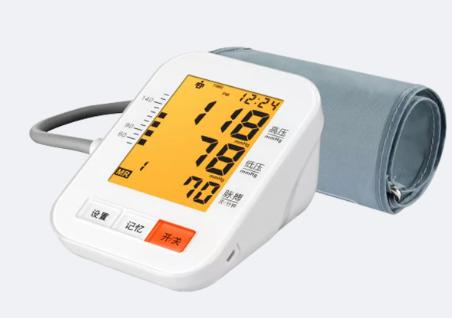 海尔BSX533臂式血压计