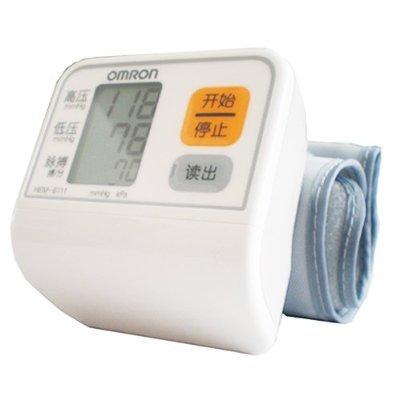 国产欧姆龙电子血压计HEM-6221