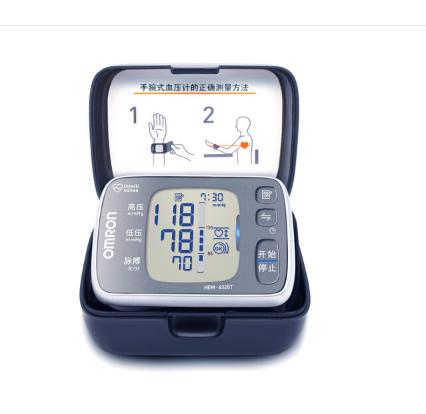 欧姆龙电子血压计HEM-6322J