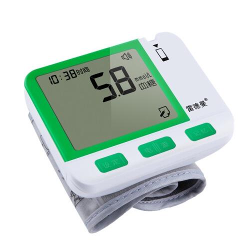 雷德曼TD-3213A血压血糖测定仪